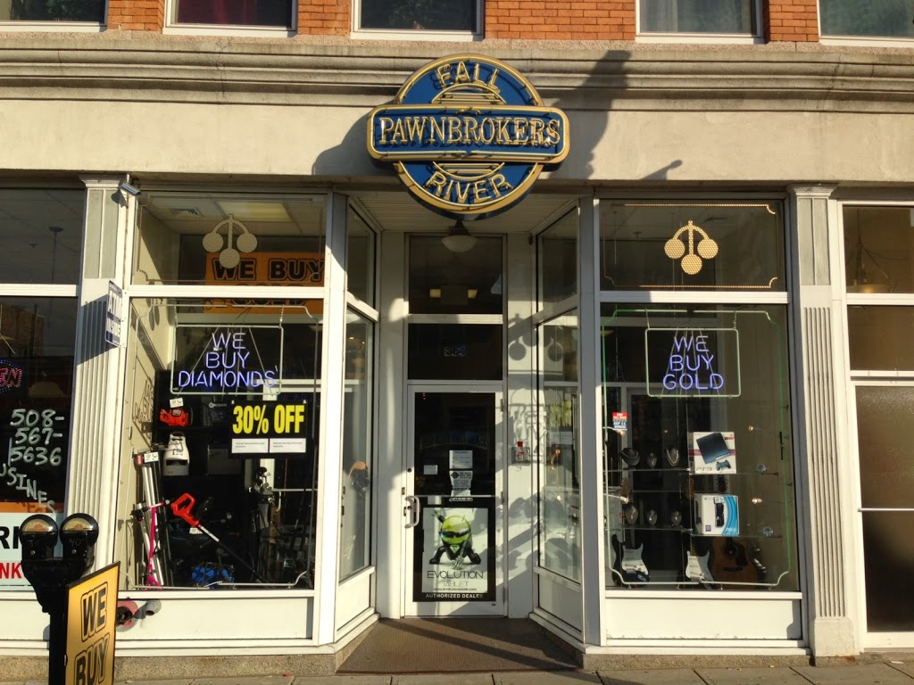 Fall River Pawn Brokers - Pawn Shop in Fall River - 7 S Main St