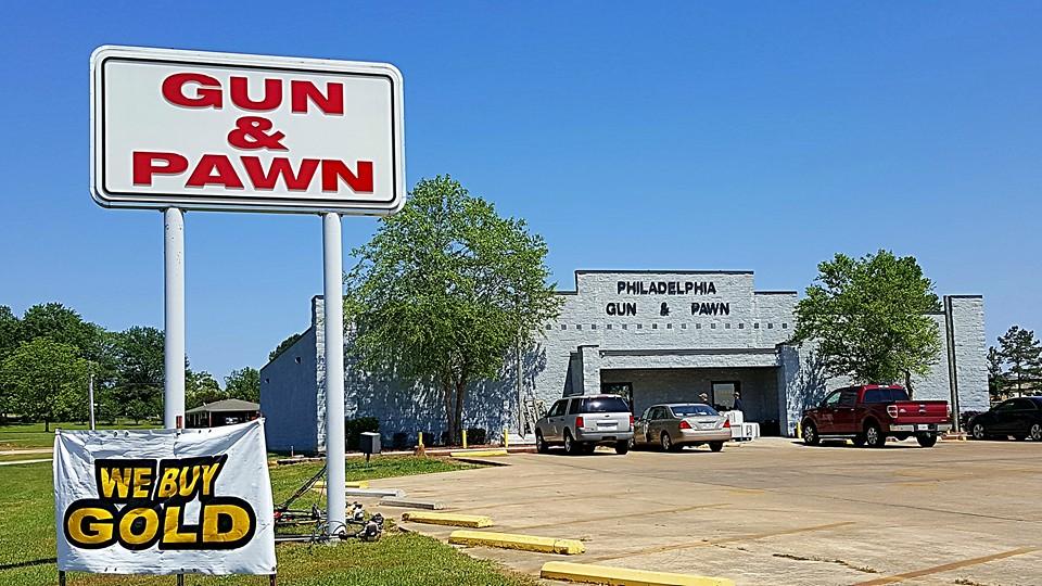 f8e41913c Philadelphia Gun & Pawn - Pawn Shop Value Estimator - 910 Posey Ave,  Philadelphia, MS 39350, USA