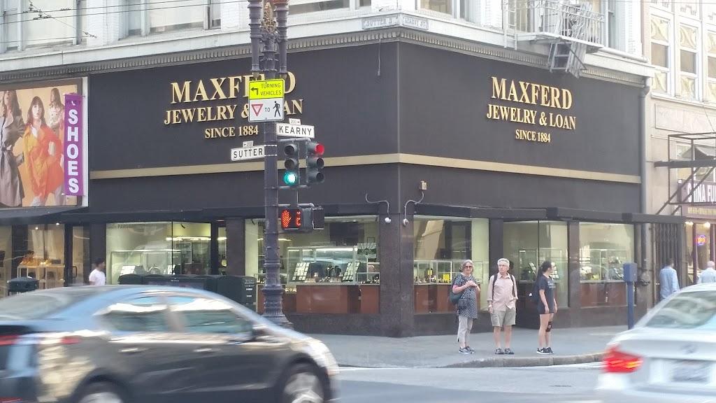 Maxferd Jewelry Loan In