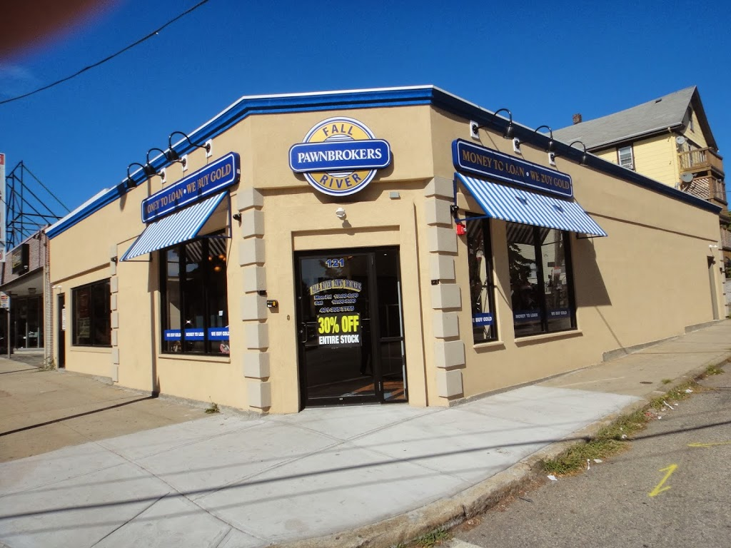 Fall River Pawn Brokers - Pawn Shop in Providence - 7 Broad St